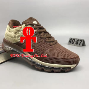 2017 Hot Sale Maxes 2016 Kpu II Men′s Running Shoes Top Quality Fashion Outdoor Sports Sneakers Shoes pictures & photos
