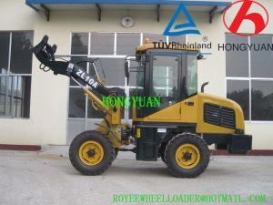Mini Wheel Loader Zl10A Ce Approved China Factory Price pictures & photos