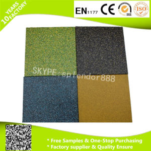 Factory Price Rubber Floor for Exterior Playground pictures & photos