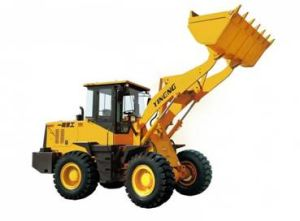 Yn935g Explosion-Proof Armoured Wheel Loader pictures & photos