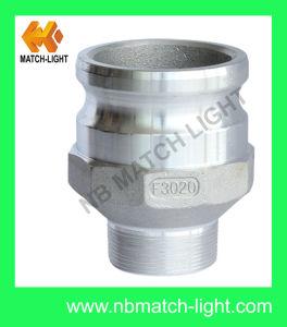 a-a-59326 (MIL-C-27487) /DIN2828 Aluminium Reducer Quick Coupling-Fr pictures & photos