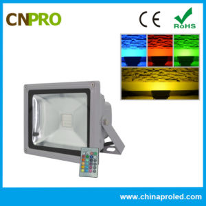 30W RGB LED Spotlight with Ce RoHS Certification pictures & photos