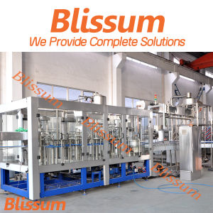 Full Automatic Pet Bottle Juice Beverage Processing System pictures & photos