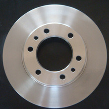 Hot Sale Drilled and Slotted Brake Rotors pictures & photos