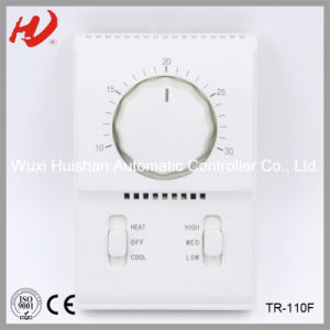 Fan Coil Manual Room Thermostats pictures & photos