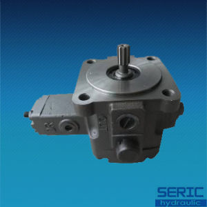 Variable Displacement Vane Pump Vp 15 Hydraulic Oil Pump pictures & photos