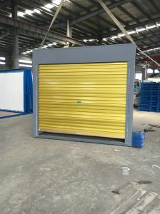 Lovely Prefabricated Portable Cabin for Shop pictures & photos