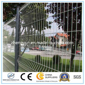 Hot Sale PVC Coated Galvanized Welded Wire Mesh Fence pictures & photos