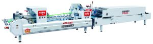 Folder Gluing Machine for Kit (XCS-650) pictures & photos
