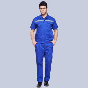 Quick Dry Work Uniform, Nontoxic Safety Work Coverall Uniform pictures & photos