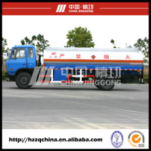 Fuel Transport Van Fuel Tanker (HZZ5163GJY) Sell Well All Over The World pictures & photos
