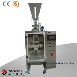 Milk coffee Sugar Liquid Powder Grain Stick Packing Machine pictures & photos