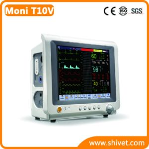 10.4 Inch Color Touch Screen Patient Monitor (Moni T10V) pictures & photos