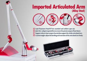 Medical ND YAG Laser Beauty Equipment for Tattoo Removal pictures & photos