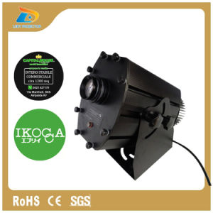 80W LED Gobo Outdoor Waterproof IP65 Projector 10000 Lumens pictures & photos