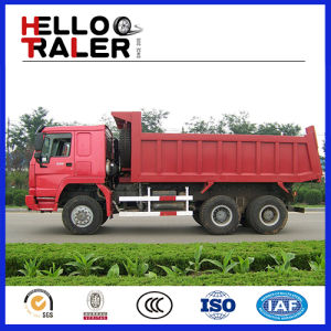 Wholesale 300HP HOWO Dump Truck 6X6 of HOWO Tipper pictures & photos