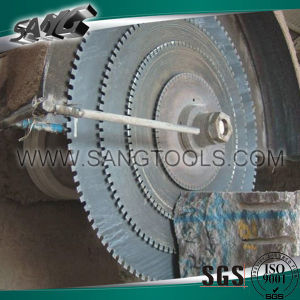Sang Prominent & High Quality High-Frequency Welding Diamond Segment Blade for Cutting Marble & Granite (SG-0106) pictures & photos