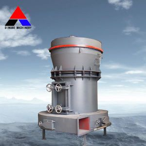 Hot Sale High Efficiency Grinding Mill pictures & photos