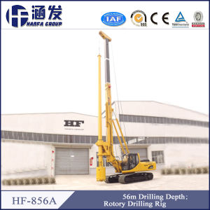 Hf856A Hydraulic Rotary Pile Drilling Rig pictures & photos