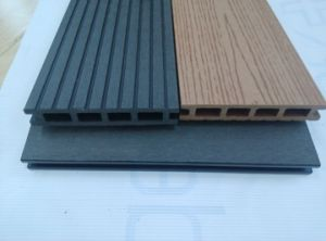 Ocox WPC Hollow Decking Flooring pictures & photos