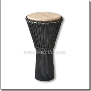 "24""*12"" Black Rope Djembe African Djembe Drum (ADM12CK) pictures & photos"