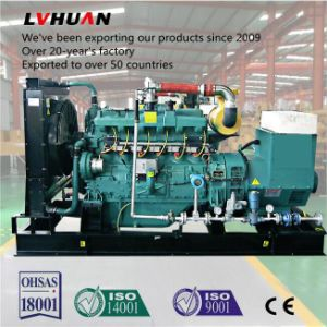 200kw Methane Biogas Generator Set Good Quality Closed Cooling CHP pictures & photos