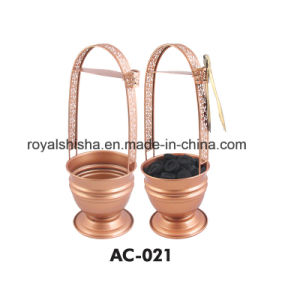 Royal Shisha China Wholesale Hookah Charcoal Holder Shisha Charcoal Basket pictures & photos