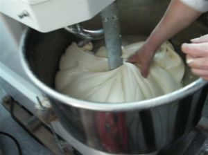 Spiral Dough Mixer 48 Liters (ZZ-40) pictures & photos