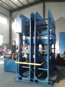 Man-Sized Plate Vulcanizing Press Machine (Frame type) / Rubber Curing Press pictures & photos