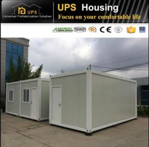 Affordable Container House in South Africa with Windows and Doors pictures & photos