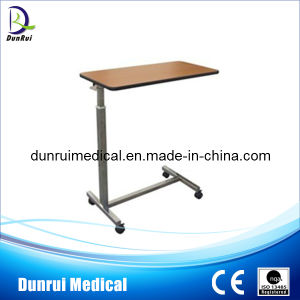 Stainless Steel Hospital Over Bed Table (DR-501)