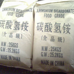 Biscuit Plant for Ammonium Bicarbonate Food Grade Food Grade 99.5% pictures & photos