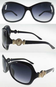 Fashion Sunglasses with Metal Decoration (SP691001) pictures & photos