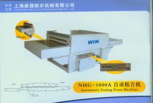 Continuous Fusing Press Machine (NHG-1000A)