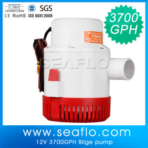 Seaflo 24V 3500gph DC Automatic Bilge Pump pictures & photos