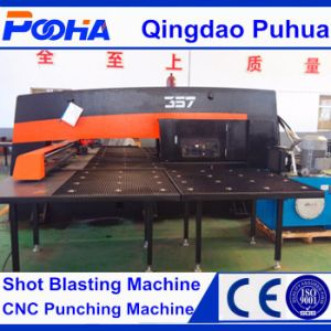 China AMD-357 CNC Equipment Hydraulic CNC Turret Punching Machine pictures & photos