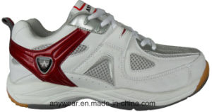 Mens Indoor Badminton Shoes Court Table Tennis Footwear (815-5267) pictures & photos