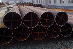 Straight Seam Welded Steel Pipe (Diameter: 200-3400mm) pictures & photos