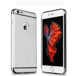 New Style TPU iPhone 6s Phone Case 3 in 1 PC Hard Shell 6/6splus Cell Phone Case 4.7 (XSSH -002) pictures & photos