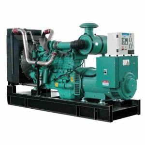 CE/ISO9000/ISO14001 Approval High Quality 120kw Diesel Generator Set (SAL-120)