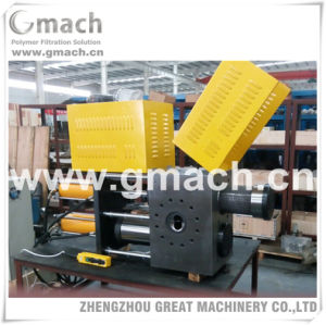 Drum-Type Continuous Screen Changer for Waste Plastic Recycling Machine Host Extruder pictures & photos
