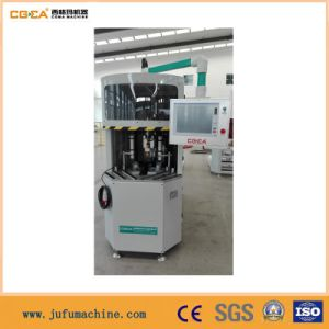 Welding and Cleaning Production Line for PVC Window and Door pictures & photos