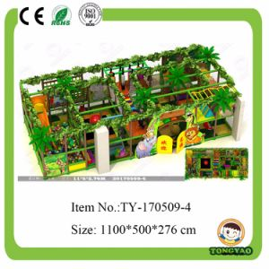 Tongyao Best Design Kids Jungle Indoor Playground Equipment Price for Sale (TY-170429-1) pictures & photos