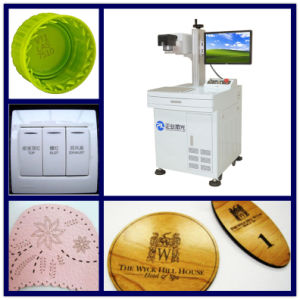 2016 Nonmetal CO2 Laser Marking Machine for Logo Names pictures & photos