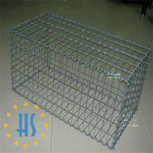 Hot Dipped Galvanized Square Hole Welded Gabion pictures & photos