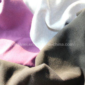 Brushed T/R Spandex Fabric pictures & photos