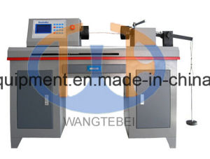 Wtn-S1X Wire Torsion Testing Machine pictures & photos
