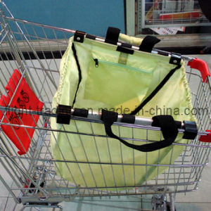 Recycled Shopping Cart Bag with 210d Polyester (DXS-015)