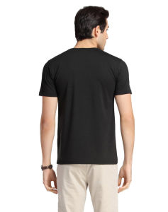 100% Cotton V Neck Mens Cool Tshirt Designs pictures & photos