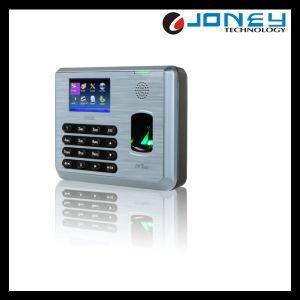 Zk Software 3′′ Color TFT Screen USB Biometric Fingerprint Time Attendance Machine pictures & photos